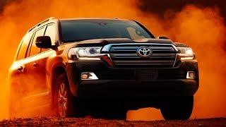 Тест драйв Toyota Land Cruiser - вся правда! Реального владельца! ШОК! популярное видео на YouTube