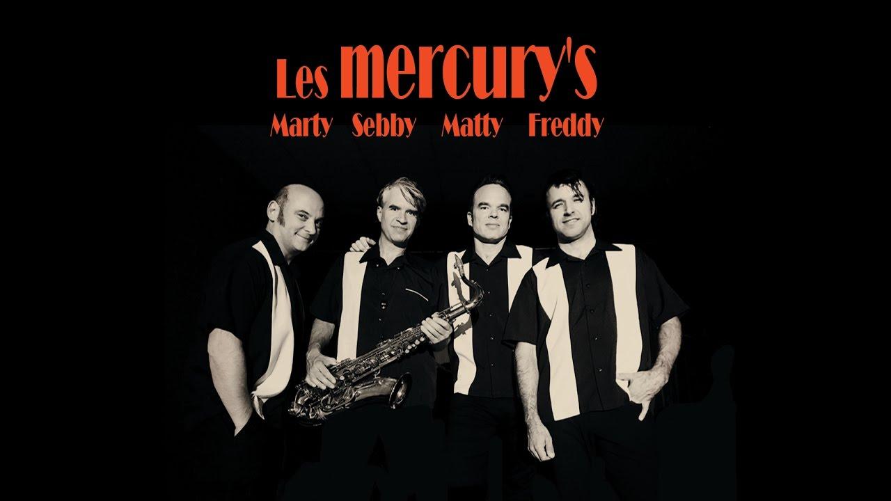 Les Mercury's