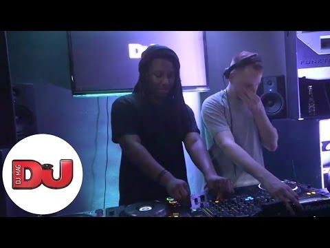 Citizenn & Kiwi LIVE from DJ Mag HQ