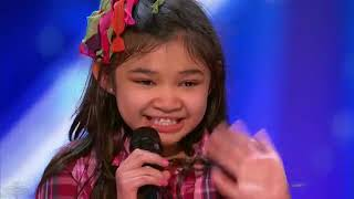 Angelica hale -Top Reasons Why She Is Going To Win AMERICA GOT TALENT