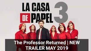 money heist season 3 trailer professor - TH-Clip