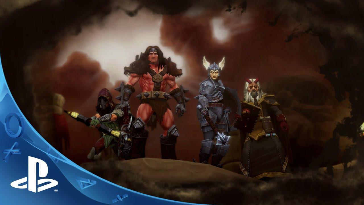 Gauntlet: Slayer Edition llegará a PS4 este verano
