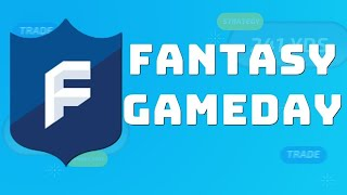 Last Minute Fantasy Start-Sits | Fantasy GameDay by NFL