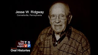 Jesse W. Ridgway: In My Own Words
