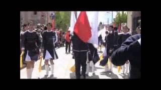 preview picture of video 'desfile del colegio de villanueva  zacatecas 2013'