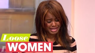 June Sarpong Breaks Down Whilst Discussing Her Brother's Suicide | Loose Women