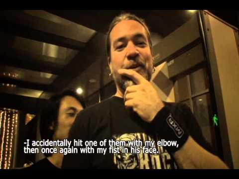 Meshuggah In India: The documentary