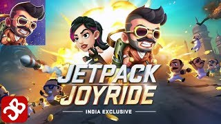 Jetpack Joyride - India Exclusive [Official] (By Mech Mocha) iOS/Android - Gameplay Video