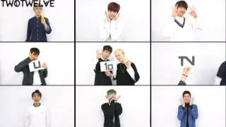[ENGSUB] UP10TION U10TV ep55 - Attention Last Broadcast Behind