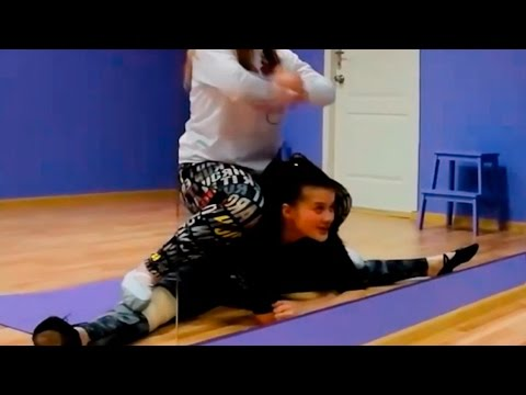 Stretching Exercises For Gymnastics And Contortion
