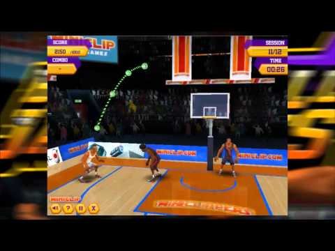 Basketball Jam Shots Thumbnail