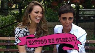 AS TATUAGENS SECRETAS DA PAOLLA OLIVEIRA - Lilian Tattoo - Ep. 6
