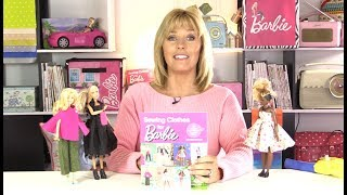 Sewing Clothes For Barbie Tutorial By Debbie Shore