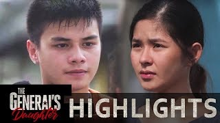Ivan promises that he will change his life for Claire | The General's Daughter