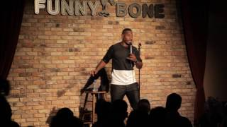 Rod Man Live @FunnyBone Cincinnati/Kentucky #TBT