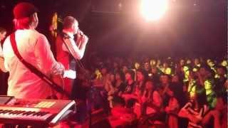 CHRIS MADIN 2012 TAIPEI LIVE CONCERT JIGSAW