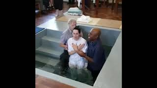 Baptism at MGBFC