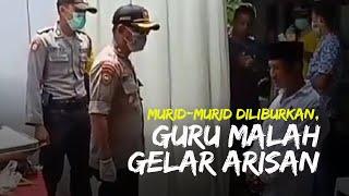 Viral Video Kapolsek Marahi Guru yang Gelar Arisan saat Murid-muridnya Diliburkan