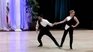 Ben Morris & Victoria Henk, 2016 Capital Swing Classic, 1st Place