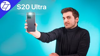 Samsung Galaxy S20 Ultra - The COMPLETE Review!