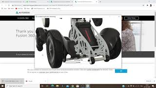 How to install Fusion 360 (Student License)