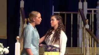 The Sound of Music Sixteen Going on Seventeen Reprise by Aubree Johnson & Claire Collins.