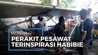Haerul Montir Perakit Pesawat yang Terinspirasi dari Sosok BJ Habibie
