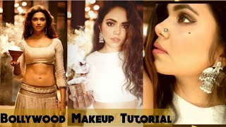Deepika Padukone Ram Leela Makeup Tutorial | Bollywood Makeup Tutorial | Ang Laga De Makeup