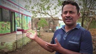 The Sakkarwadi village in Paranda taluka of Maharashtra is conflictridden and dr