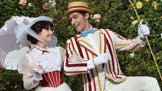 Mary Poppins - Disney's JOLLY HOLIDAY - Traci Hines & Ben Palacios (OFFICIAL VIDEO)