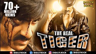 The Real Tiger  Hindi Dubbed Movies 2017  Hindi Movie  Ravi Teja Movies  Hindi Movies 2016