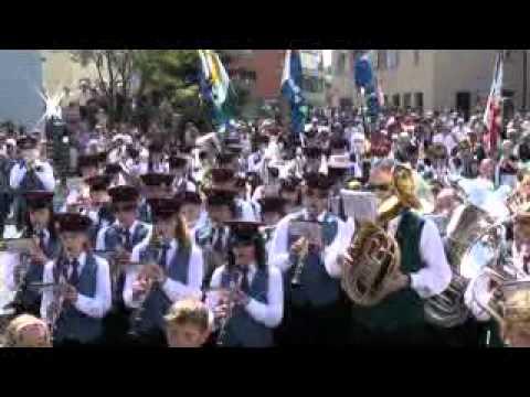 200 Jahre Musikgesellschaft Menzingen (CH)