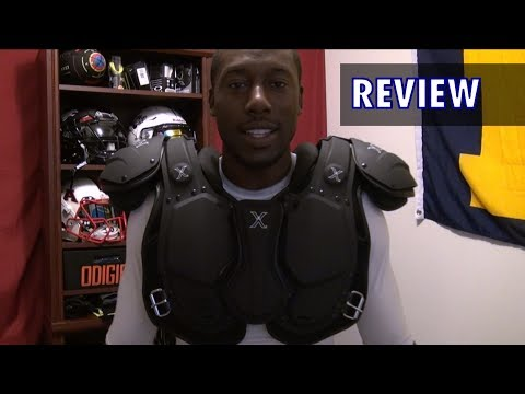 Xenith XFlex Shoulder Pad Review - Ep. 175
