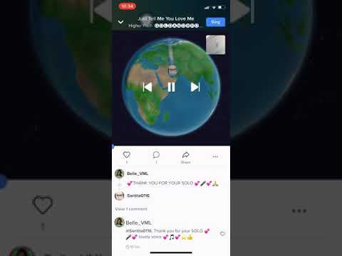 Sorry Not Sorry' Smule Duet sung by Demi Lovato & 10 year