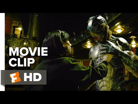The Shape of Water (Clip 'Movie Theater')