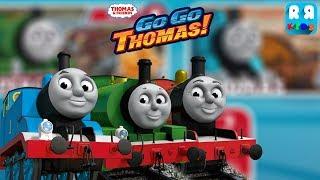 Thomas & Friends: Go Go Thomas! - Go Go Race With Thomas, Percy and James