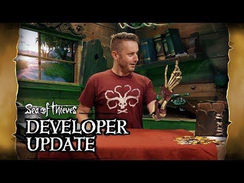 Developer Vlog Arrives with Free Cursed Sails Content Update