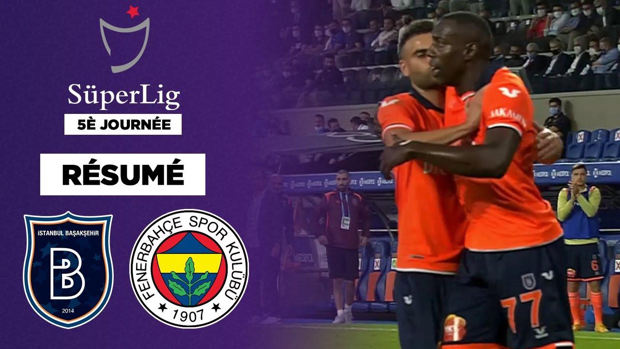 Résumé : Première défaite de la saison pour Fenerbahçe