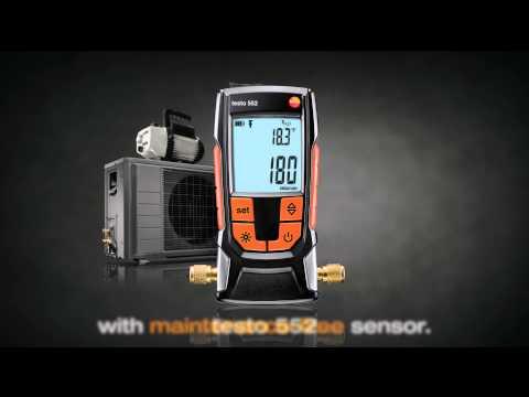 AV-testo552-EvacuationOfARefrigerationSystemWithTheVacuumMeasuringInstrumentTesto552-EN.mp4