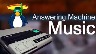 How Club Penguin Music was Composed on an Answering Machine
