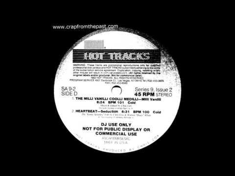 Milli Vanilli - The Milli Vanilli Cool Medley - Hot Tracks