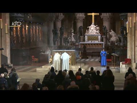 Vêpres à Notre-Dame de Paris du 11 janvier 2019