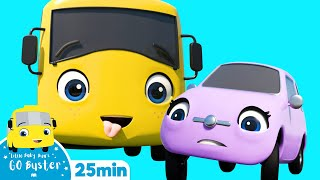 Valentines Day Special - Go Buster | Baby Songs | More Nursery Rhymes & Kids Songs | Little Baby Bum