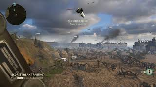 Call of Duty: WWII -- A look at all the Scorestreaks in action