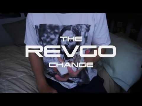 REVGO Change by James Davies