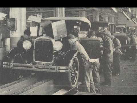 The Ford Motor Company: Moving America Proudly Since 1903 ( Brief History )