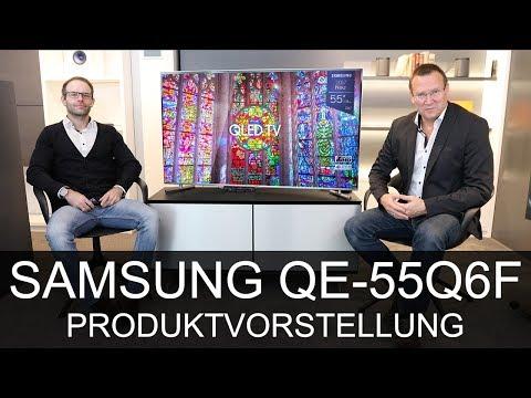 Samsung 55Q6F QLED - PRODUKTVORSTELLUNG - Thomas Electronic Online Shop - QE55Q6F