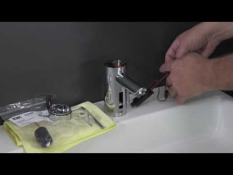 KWC IQUA LINO Ventil und Batterie wechseln | valve and battery replacement
