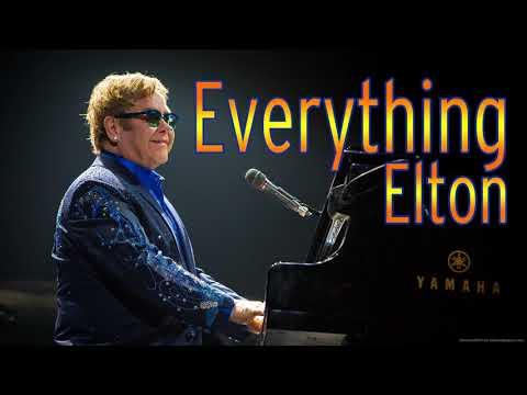 Elton John - No Shoe Strings On Louise