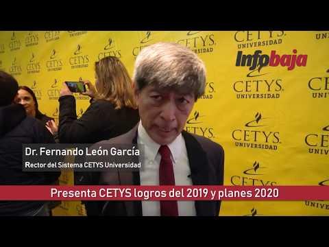 Cetys presenta logros y planes para 2020
